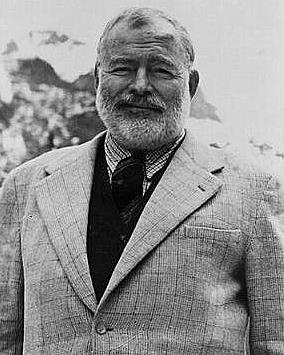 about american author ernest hemingway essay Essay jason milford april 2000 ernest hemingway ernest miller hemingway was an american novelist, journalist, writer of short stories, and winner of the 1954 nobel prize for literature he created a distinguished body of prose fiction, much of it based on adventurous life he was born on july 21, 1899, the second of six.